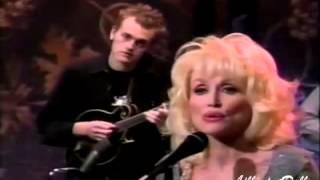 Dolly Parton Little Sparrow on Leno