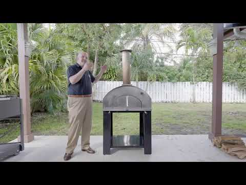 Nuke Pizzero - Outdoor Pizza Oven