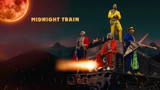 Sauti Sol - Midnight Train (Official Audio)