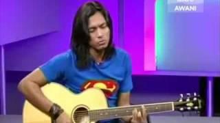 Faizal Tahir - The Real of Sampai Syurga (akustik) -part 2.avi