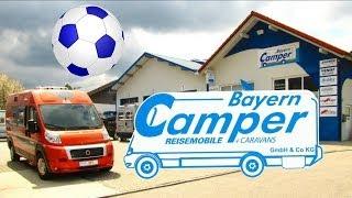 preview picture of video 'Video von Bayern-Camper zur Fußball WM 2014'