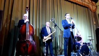 Санк-Петербург.Олег Кувайцев @ Компания - ДЖАЗ.Концерт джазовой музыки 17 января 2015 года..