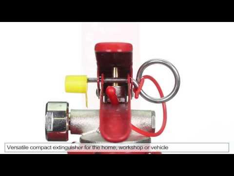Compact Fire Extinguisher | Seton uk