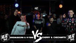 BEATTIME: SAID_MUSICIAN & A-TONE VS CHERRY &  CHECKMATE