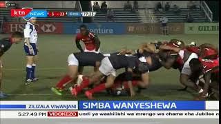 Simba watandikwa 23-3 na Chile