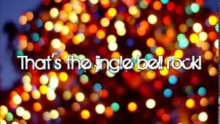 Glee   Jingle Bell Rock Lyrics Fan Video