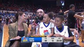 Best Player: Romeo Travis | PBA Governors' Cup 2018 Semifinals