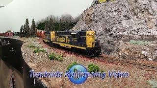 Santa Fe Peavine Division In HO Scale Episode 02 Trackside Model Railroading