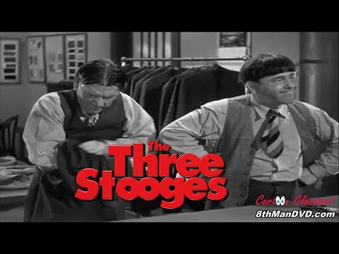 Howl With Laughter With This Classic Three Stooges Skit