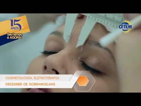 CETEM - Curso Técnico em Estética