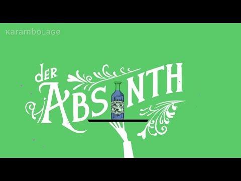Absinth - Die grüne Fee | Karambolage | ARTE
