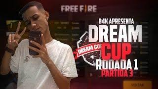 3° PARTIDA DREAM CUP!! CAMPEONATO MAIS INSANO DA CUBE TV!!!