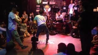 Đức anh Popp - Hồ Tùng Lâm (Cự Giải team) wonder funk 2015