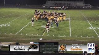 Pioneer Varsity Football vs Culver