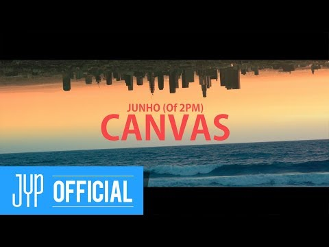 "JUNHO (준호) Of 2PM ""CANVAS"" Teaser Video"