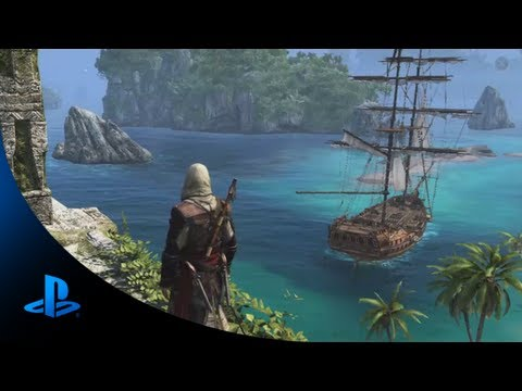 Holy Ship: Assassin's Creed: Black Flag Actually Looks Awesome