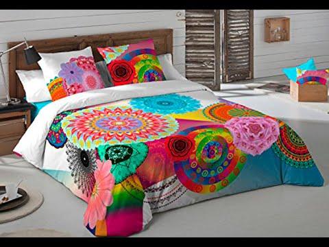 Modernas Fundas de Edredones para decorar tu dormitorio