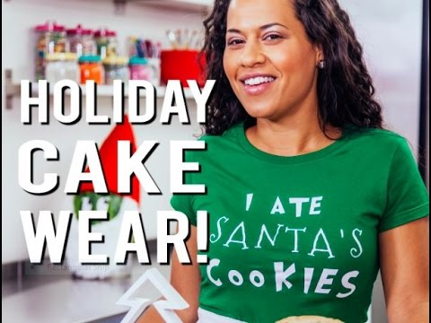 Holiday CAKE WEAR! The Perfect Gift for the holidays!!!