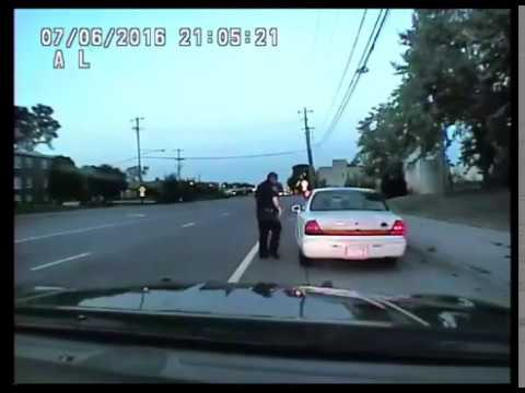 Squad dashcam video – Yanez case (WARNING: Graphic content)
