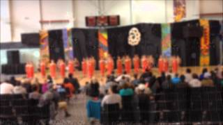 preview picture of video 'Whangarei Primary School -  Kapa Haka Regionals 2014'