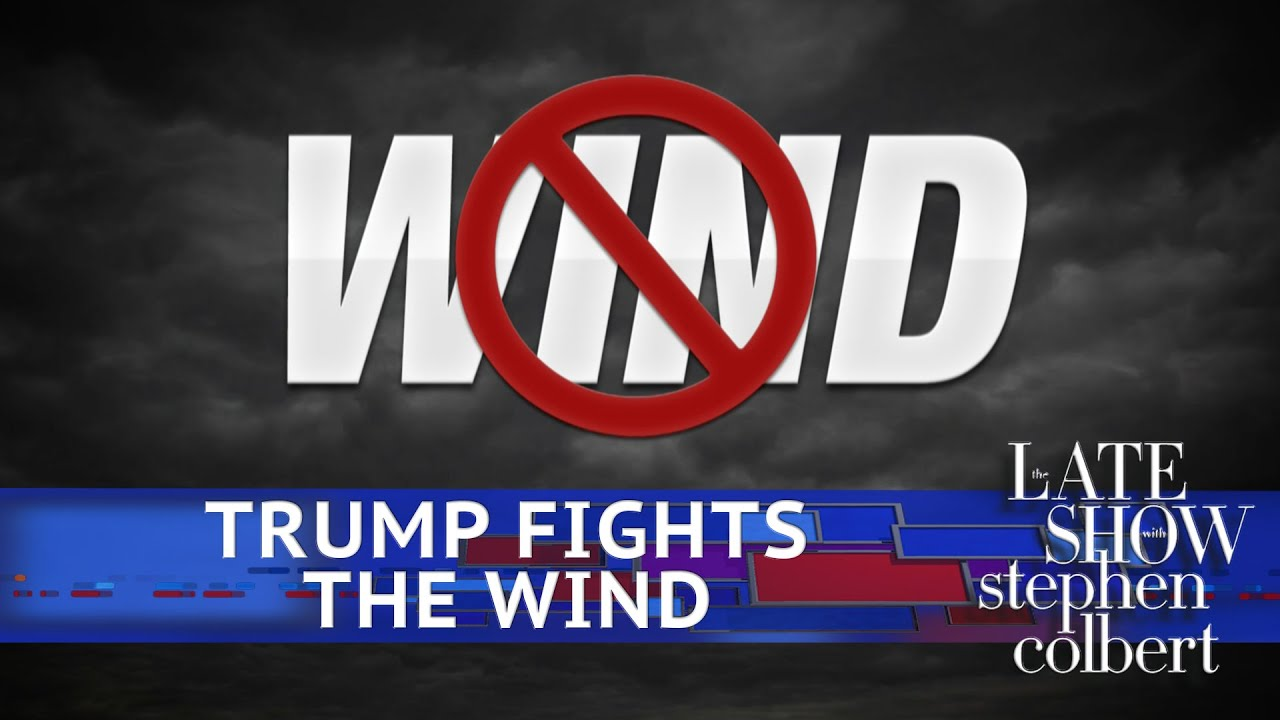 Trump's Latest Opponent: Wind thumbnail