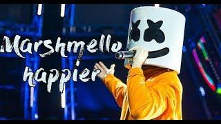 Marshmello - Happier (Letra En Español) Ft. Bastille