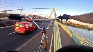 GoPro BMX STREET #1 - ЧОКНУТЫЙ РУССКИЙ (Дима Гордей)