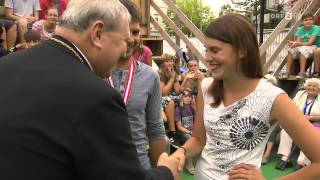 preview picture of video '30.08.2012 Seitenblicke Noekiss 2012 Stift Herzogenburg 720p HDTV'