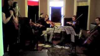 Animal Collective - Mercury Man STRING QUARTET Cover Mary Bichner & Triple Strung