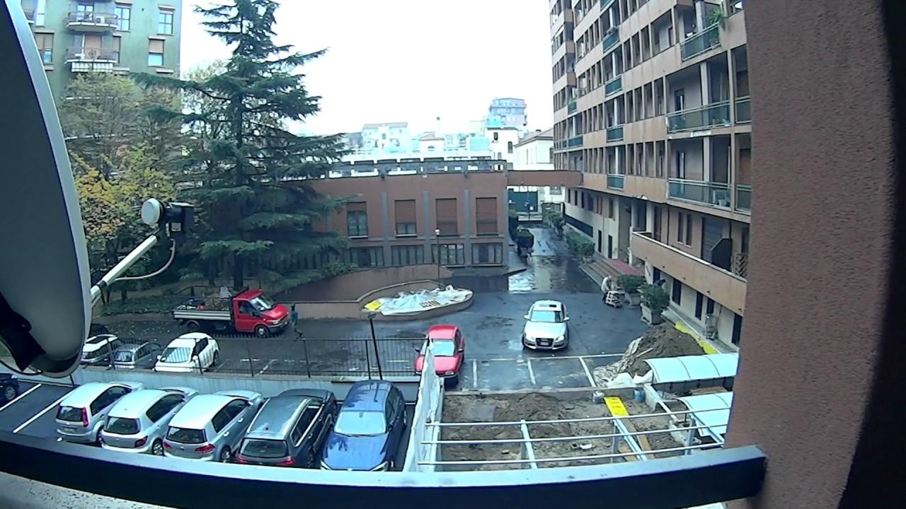 Rooms for rent in 6-bedroom apartment with balcony in De Angeli area