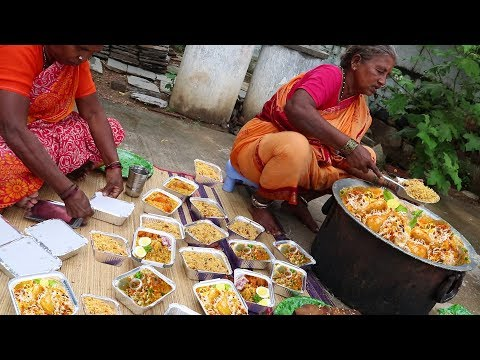 Full Chicken Biryani Recipe | Traditional Chicken Biryani By Our Granny | Desi Kitchen