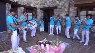 preview picture of video 'Alcohol - Charanga Catacrack (Sos - 15 Agosto 2014)'