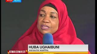Kimasomaso:Huba Ughaibuni,wanawake hudai kuwa wanaume waafrika hawajui kuonesha mapenzi