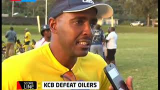 KCB defeat Menengai Oilers in the Kenya Cup  | Scoreline