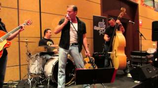 MY BABY LEFT ME - performed by Cadillac Rumble