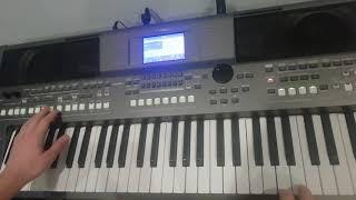 Boys - Jesteś Szalona Keyboard Yamaha Psr S670