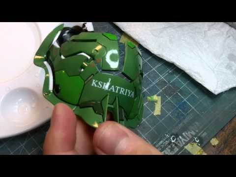 Tutorial: How to remove set water slide decals and how to apply them.