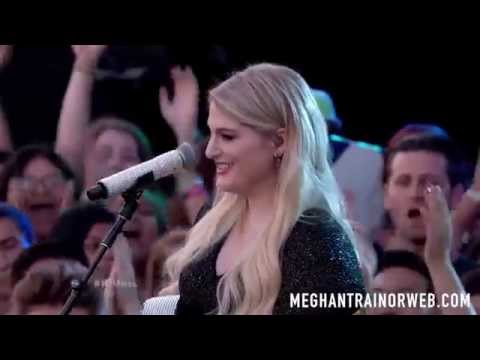 Meghan Trainor performs 'Dear Future Husband' on Jimmy Kimmel Live!