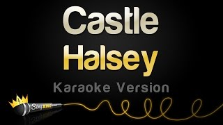 Halsey   Castle (Karaoke Version)