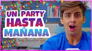 Daniel El Travieso Películas - Un Party Hasta Mañana. (TEMPORADA 2 - CAPÍTULO 2 COMPLETO/RECAP)