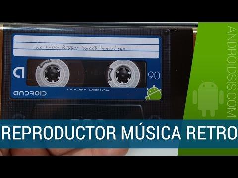 El mejor reproductor de música retro para nostálgicos