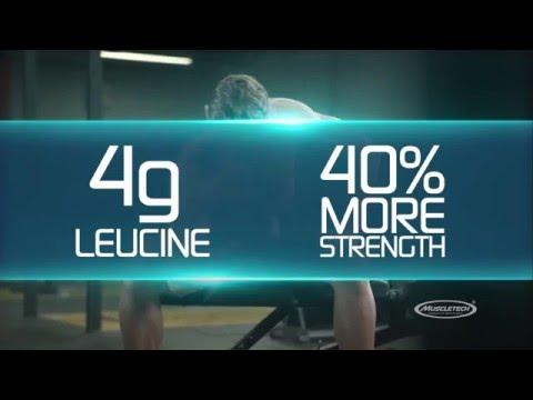 Muscletech, Amino Build® Next Gen 支链氨基酸,果汁潘趣味,10.00 盎司(284 克)