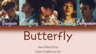 BEAST - Butterfly [HAN|ROM|ENG Color Coded Lyrics]