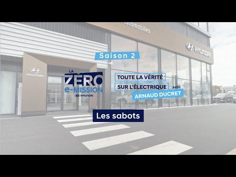 Musique pub HYUNDAI [LA ZERO E-MISSION SAISON 2] avec Arnaud Ducret – Episode 3 – Les Bornes    Juillet 2021