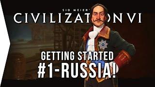 Download Video Civilization VI ► Russia P1 - Getting Started [Civ 6 Let's Play!] MP3 3GP MP4