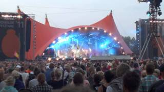 L.O.C Feat. U$O   Momente Live At Roskilde 2011 HD