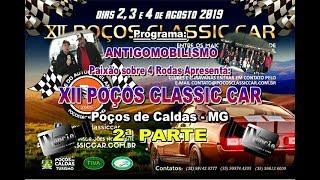 XII Poços Classic Car.2019-2ªparte