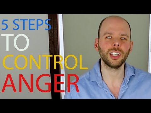 HOW TO STOP GETTING ANGRY | 5 STEPS TO CONTROL YOUR ANGER