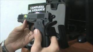 Unboxing - Pistola Imbel MD2 LX .380
