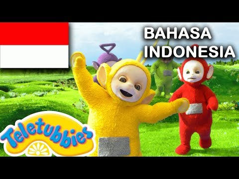 ★Teletubbies Bahasa Indonesia★ Bulat Bulat ★ Full Episode - HD | Kartun Lucu 2018